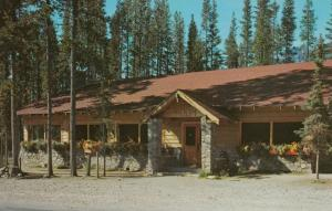 JASPER NATIONAL PARK , Alberta, Canada, 1940-60s; Sunwapta Bungalows Chalet