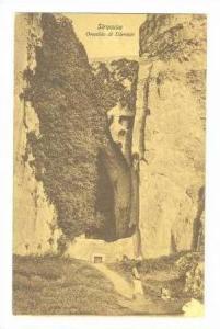 SIRACUSA, Italy, 00-10s Orecchio di Dionisio