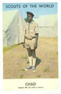 Boy Scouts Of The World, Chad, 1968