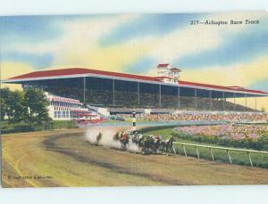 Linen RACETRACK Arlington Heights - Near Chicago Illinois IL ho6455