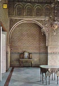 Spain Sevilla Dormitorio del Rey D Pedro