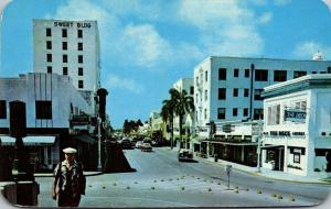 Florida Fort Lauderdale South Andrews Avenue Looking North
