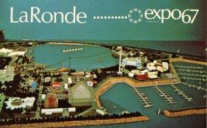 Canada - Quebec, Montreal. Expo '67. La Ronde