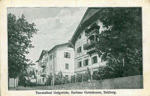 Ansichtskarten  POSTCARD: AUSTRIA - SALZBURG