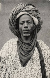 RP: Native Man , NIGERIA , 1964