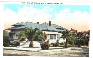 3881 - One of Ukiahs's Pretty Homes, California