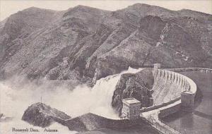 Arizona Roosevelt Roosevelt Dam Albertype