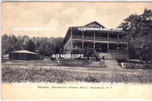 Glenwood, Hornellsville NY