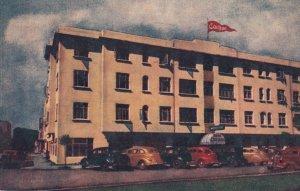 Hotel Carlton , Mexico D.F. ,1946