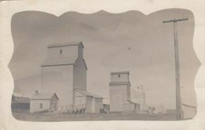 Saskatchewan ,1900-10s ; Canadian Elevator Co. Elevators