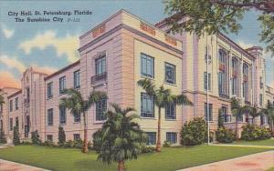 Florida Saint Petersburg City Hall