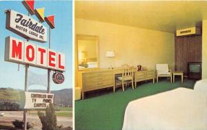 Ohio Cambridge   Fairdale   Motel