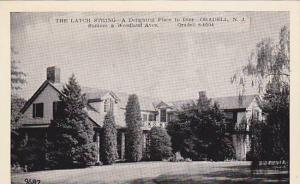 The Latch String, Summit & Woodland Avenues, Oradell, New Jersey, 1920-1940s