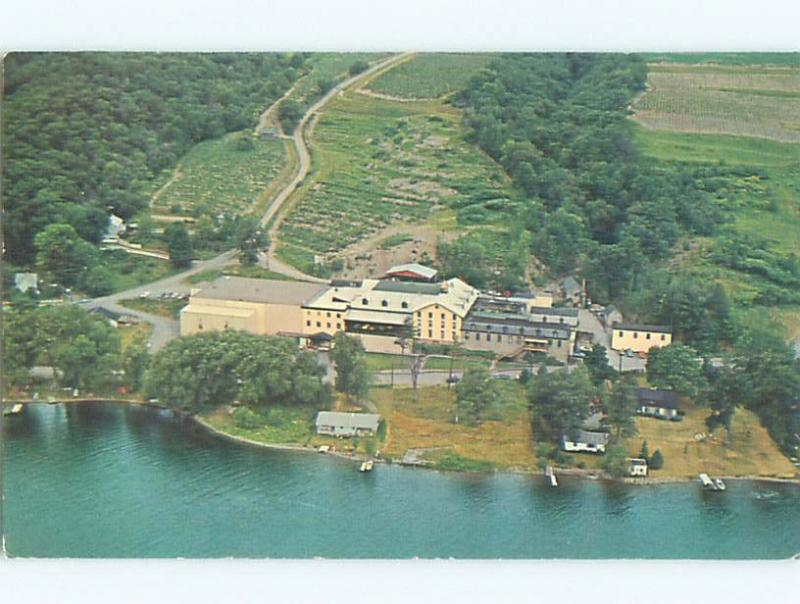 Pre-1980 GOLD SEAL VINEYARDS Hammondsport New York NY n3359