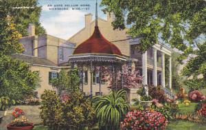 Mississippi Vicksburg An Ante Bellum Home 1951