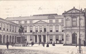 Koninklijk Paleis, 'S-GRAVENHAGE (South Holland), Netherlands, PU-1907