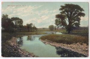 Lowville NY - Mill Creek