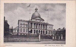 State House Boston Massachusetts