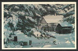Wisconsin - Hunter's Paradise - Northern Wisconsin - Log Cabin - [WI-006]