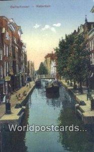 Delfschevaart Rotterdam Netherlands Unused