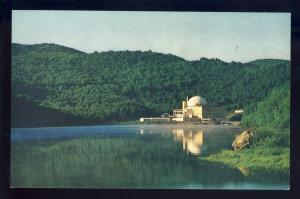 Rowe, MA/Massachusetts/Mass Postcard, Yankee Atomic Electric Co., Nuclear Plant