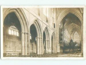 old rppc NICE VIEW Chester - Cheshire England UK i2048