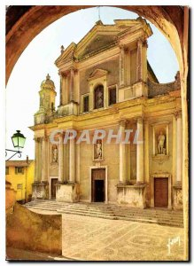 Modern Postcard The French Riviera miracle of nature Menton Alpes Maritimes E...