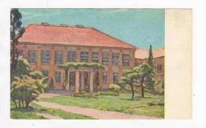Entrance to the Main Building Toshihiko Suzuki, St Margaret´s School, Japan,...