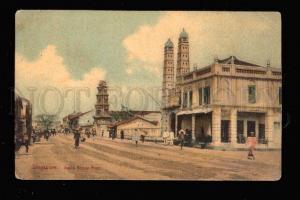 017283 SINGAPORE South Bridge Road Vintage colorful PC