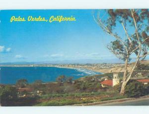 Pre-1980 THE HOLLYWOOD RIVIERA Palos Verdes - Los Angeles California CA hn5737
