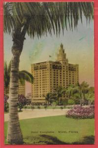 Hotel Everglades, Miami, Florida
