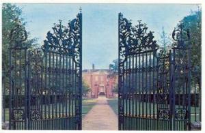 Tryon Palace Restoration, New Bern, North Carolina, 50-70s