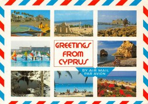 Greetings from Cyprus postcard