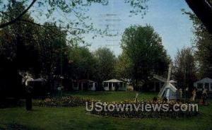 Sunnybrook Cottage Court Holland MI 1964