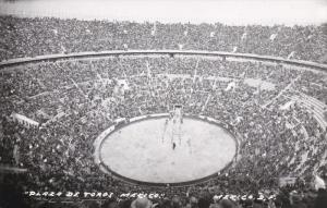 RP: Stadium Interior , Plaza de Torres ,  MEXICO CITY , 30-40s