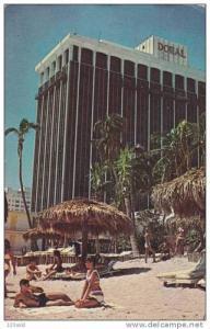Doral Hotel on the Ocean Miami Florida, 40-60s