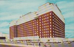 Minnesota Minneapolis The Leamington Hotel 1966