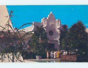 Unused Pre-1980 LINCOLN ROAD CHURCH Miami Beach Florida FL A6593