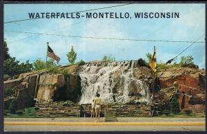 Waterfalls,Montello,WI
