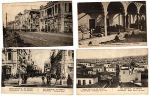 GREECE GRECE, SALONICA, SALONIQUE 37 CPA plutot pre-1940