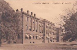 Illinois Champaign Chemistry Building University Of Illinois Albertype