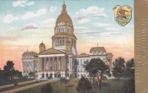 Illinois Springfield Capitol Of Illinois