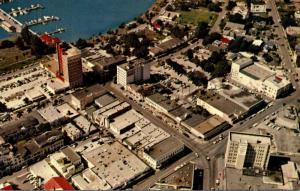 Florida Sarasota Aerial View