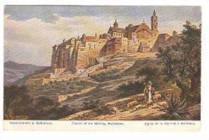 Church of Nativity, Bethlehem, Palestine , 10-20s