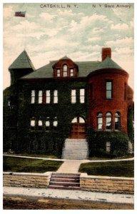 New York    Catskill  N.Y. State Armory