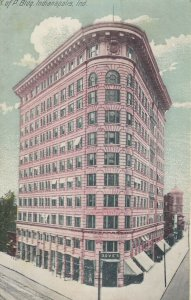 INDIANAPOLIS , Indiana , 1914 ; K of P Building