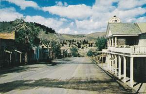 Street View , VIRGINIA CITY , Montana , 50-60s
