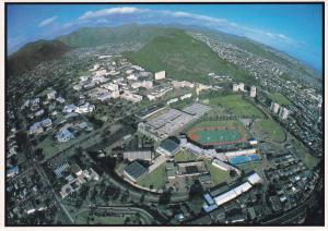 Baseball &  Football Stadiums , Oahu , Hawaii , 60-70s