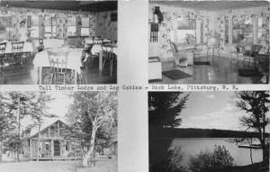 25361 NH, Pittsburg, Tall Timber Lodge and Log Cabins
