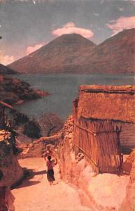 San Antonio Palopo Guatemala, Central America, Republica de Guatemala  San An...